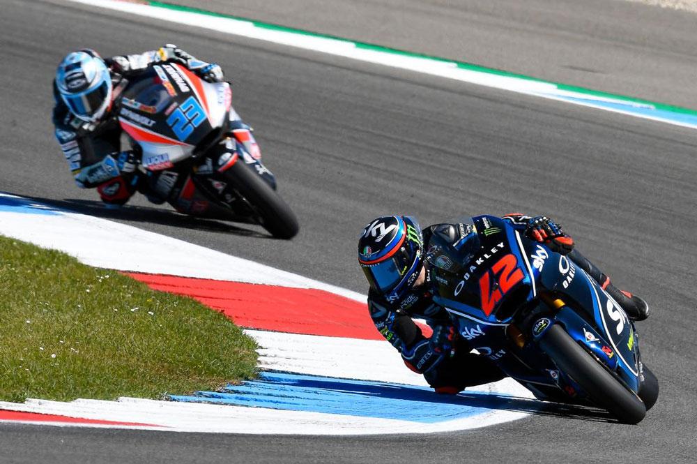 Pecco Bagnaia, victoria GP Holanda Moto2