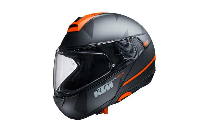 Casco integral C4 de KTM