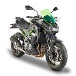Nuevo parabrisas Lime Green para tu Kawasaki de Kappa