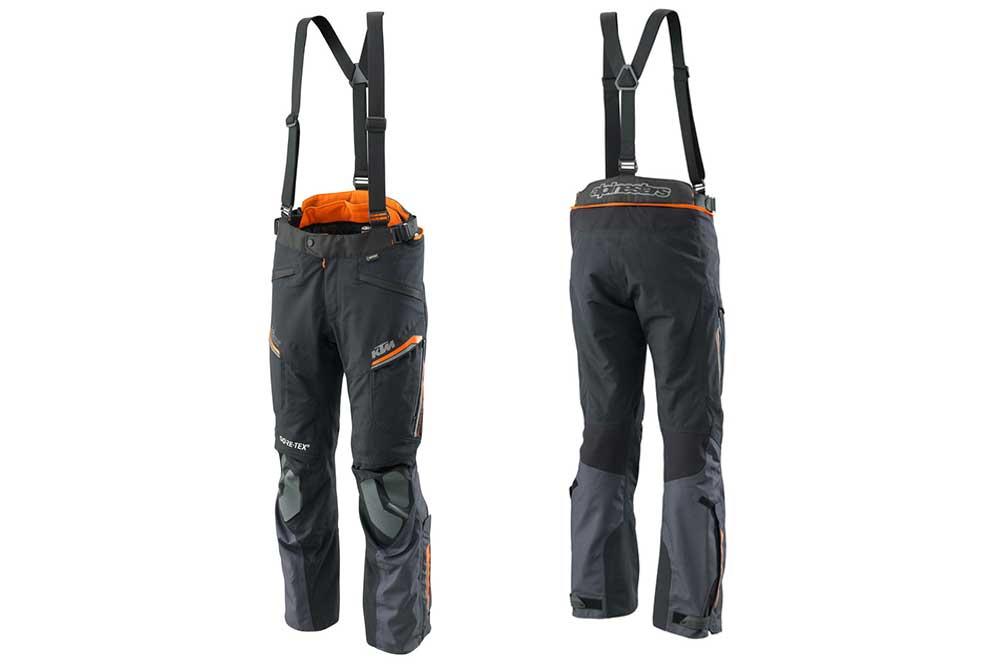 Pantalón para moto Managua de KTM