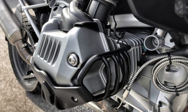 BMW R 1250 GS 2019: Más potencia y distribución variable