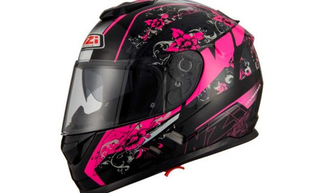Casco integral Symbio2 Duo de NZI