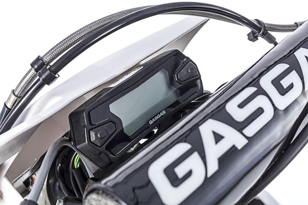 Cuadro de instrumentos de la Gas Gas EC Ranger