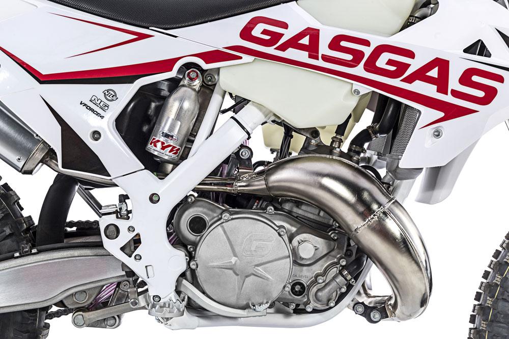 Motor de la Gas Gas EC Ranger