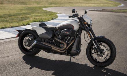 Harley Davidson Softail FXDR 114: Softail y deportiva