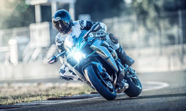 La Kawasaki Ninja H2 sigue creciendo en su versión 2019: 231 cv