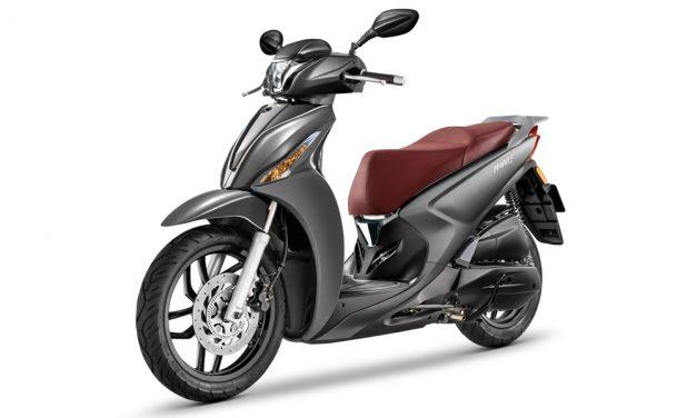 KYMCO People S 125: Un scooter con un equipamiento perfecto