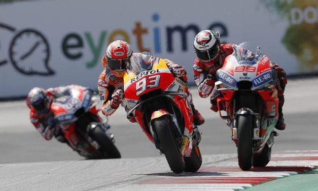 MotoGP Austria: Lorenzo y Márquez, ¡la que se avecina!