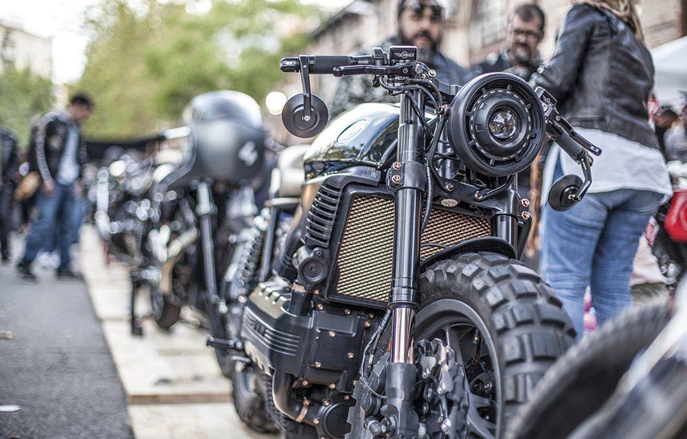 III Oldies but Goldies: Muestra de motos con personalidad en Madrid