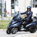 Piaggio MP3 350 y 500: Promociones del mes de septiembre