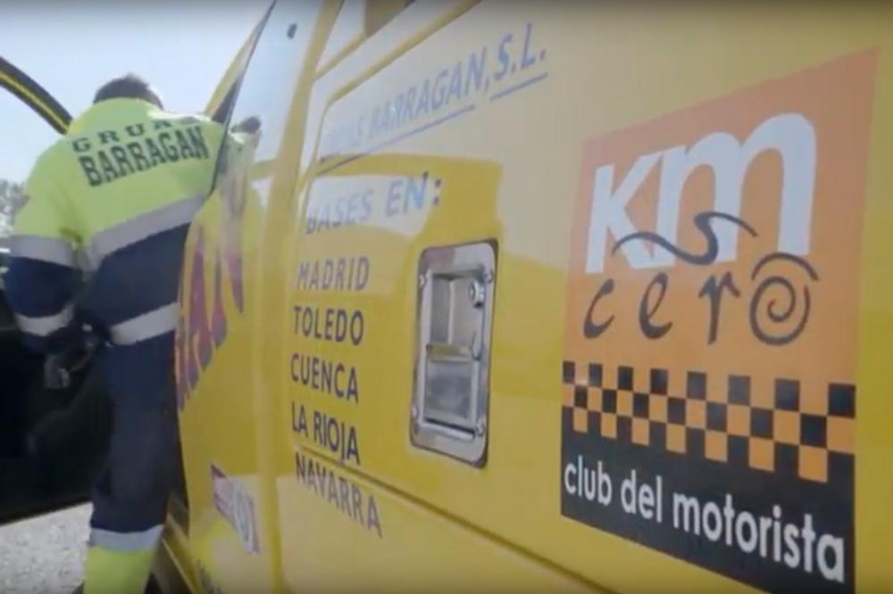 Seguro de asistencia para motos de Club del Motorista KmCero