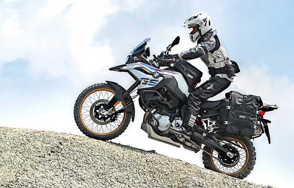 Alforjas para moto GRT709 Canyon de Givi
