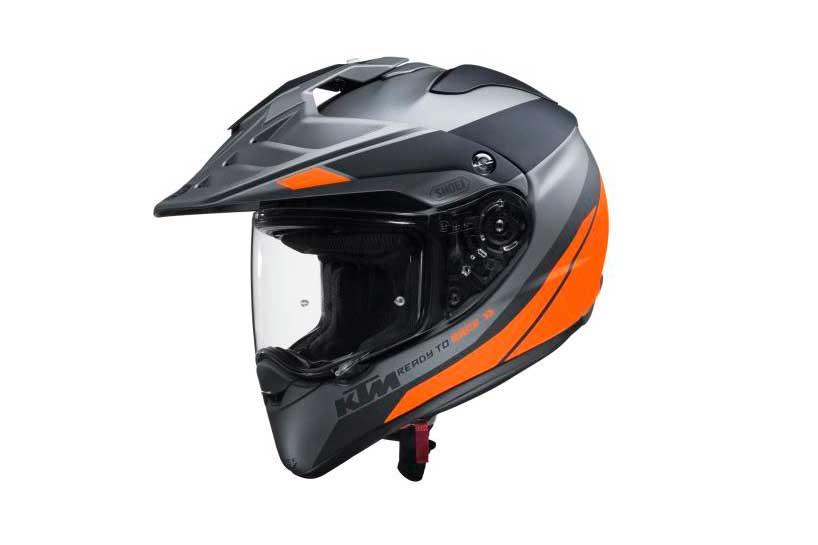 Casco Shoei Hornet Adventure de KTM
