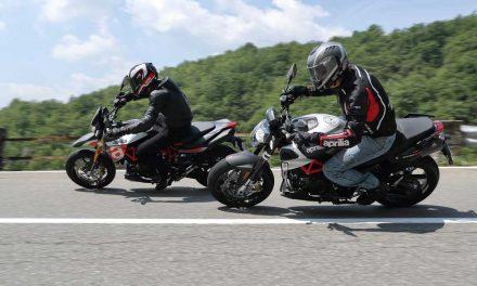 Ven a probar una Aprilia o una Moto Guzzi en los Dealer Live Tour