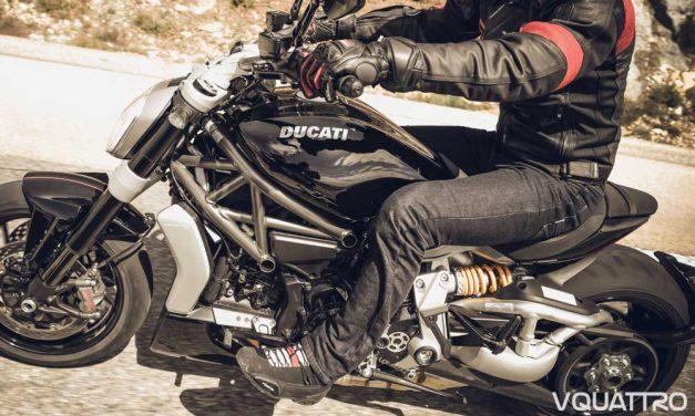 Botas para moto Supersport Vented de Vquatto