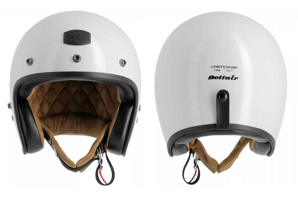 Casco jet Bellair de Astone Helmets