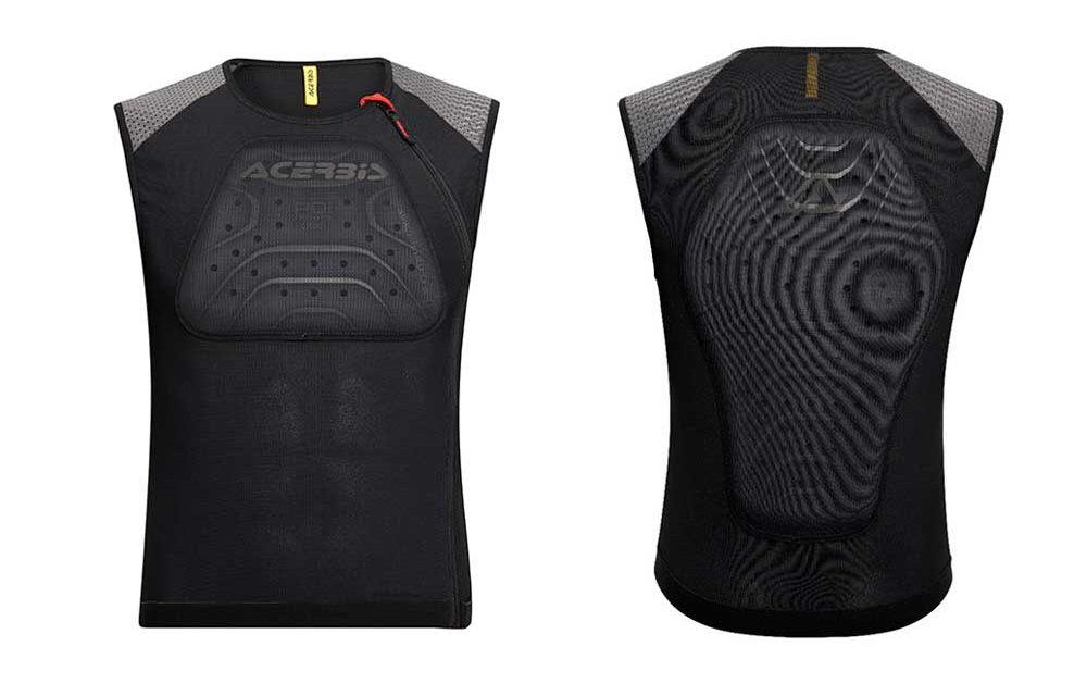 Protégete con el nuevo chaleco X-Air de Acerbis