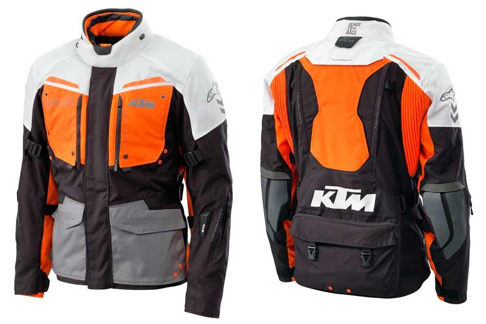 Chaqueta Duban GTX de KTM