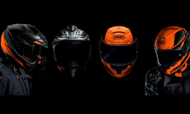 Cascos integrales KTM X-Spirit y Hornet Adventure