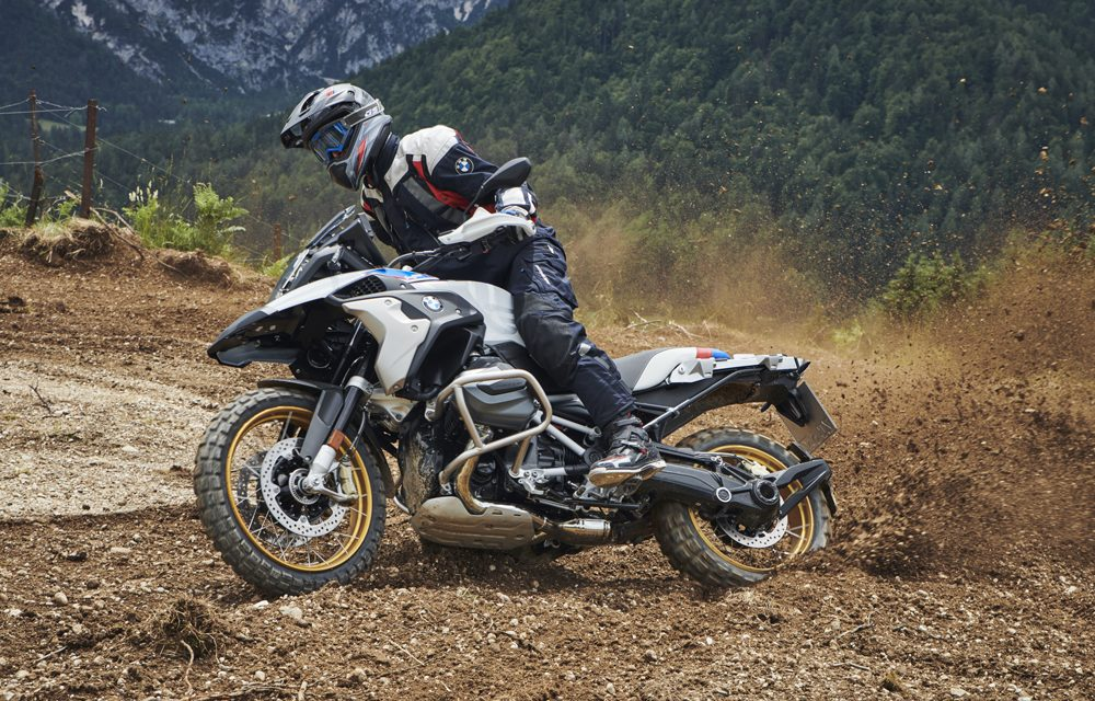 BMW R 1250 GS 2019: Más potencia y distribución variable