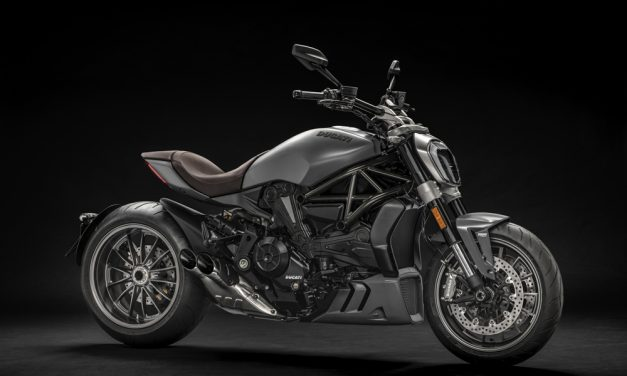 Nuevos colores para la Ducati XDiavel 2019