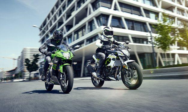 Kawasaki Ninja 125 y Z125 2019: Un punto de partida