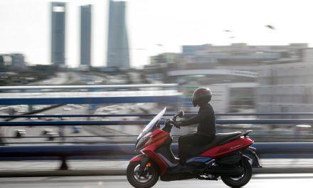 En agosto crecieron las ventas de motos y scooter en España