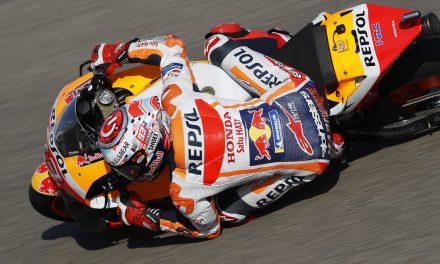 MotoGP Aragón: Márquez logra doblegar a Dovizioso