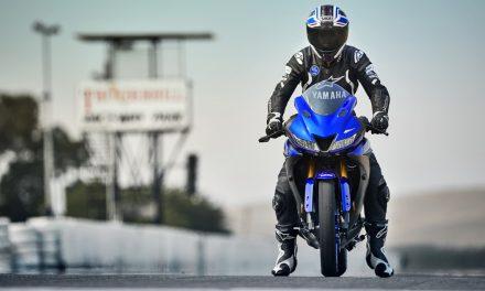 Yamaha con la YZF R125 sube el nivel de las motos 125