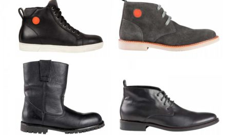 Botas Marty, Kent, Moon River y James de Tucano Urbano