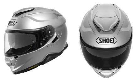 Nuevo casco integral GT-Air II de Shoei