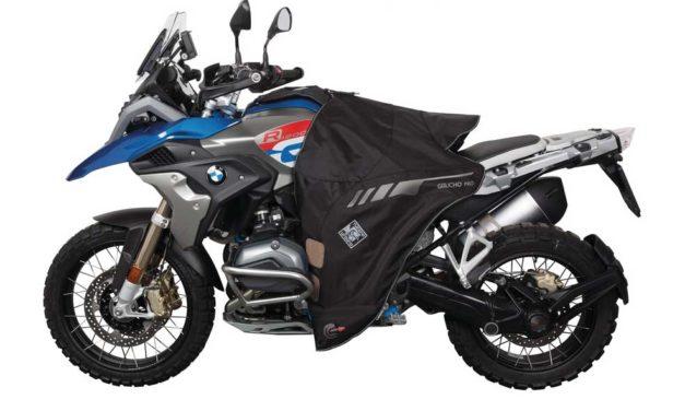 Accesorios para la moto en invierno de Tucano Urbano