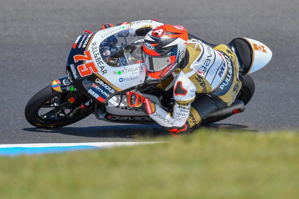 Segunda victoria de la temporada de Albert Arenas en Moto3