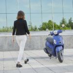 ¿Cómo puedo aparcar mi moto en Madrid?