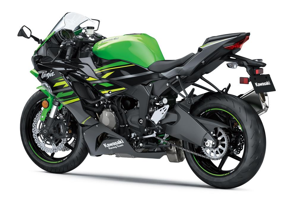 Kawasaki Ninja ZX 6R 2019