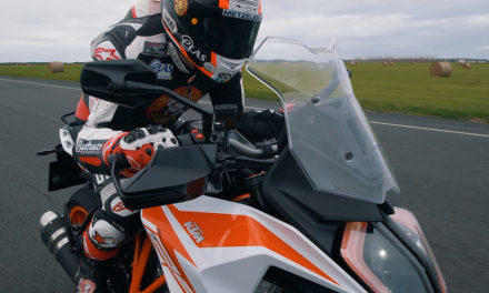 Con una KTM 1290 Super Duke GT por la Isla de Man