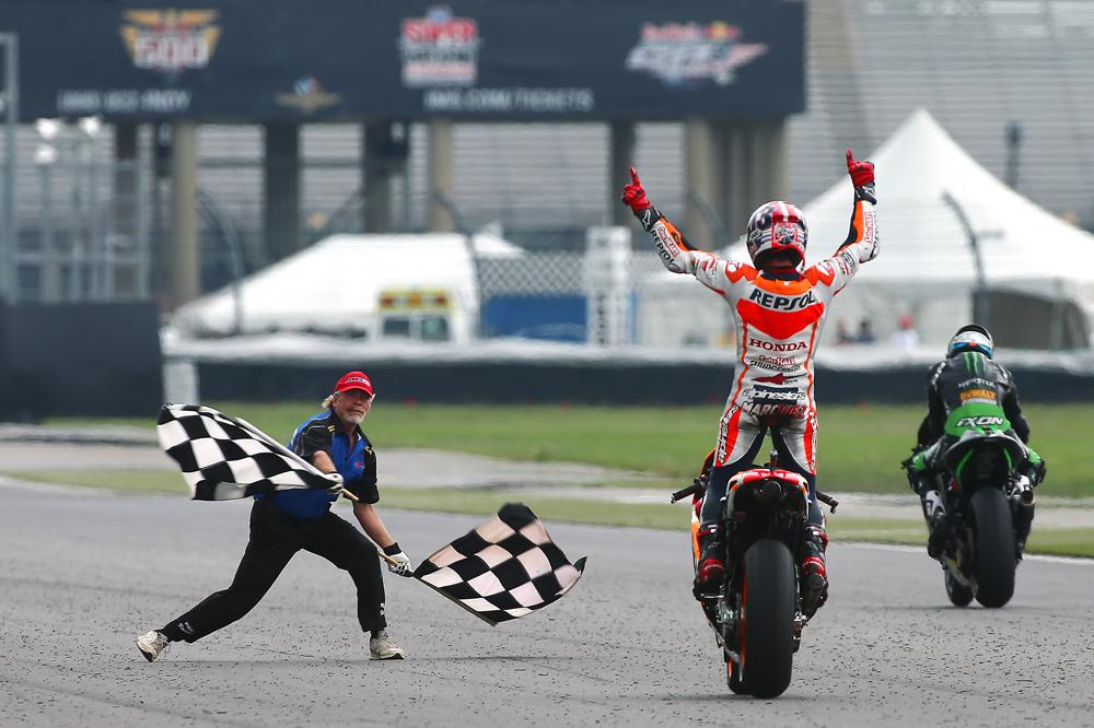 Marc Marquez 10 victorias consecutivas
