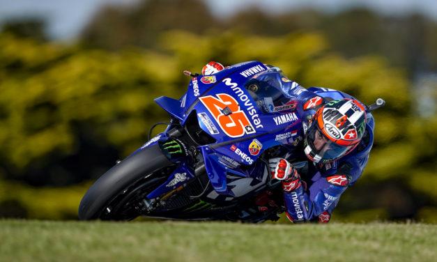 MotoGP Australia: La hora de Maverick Viñales