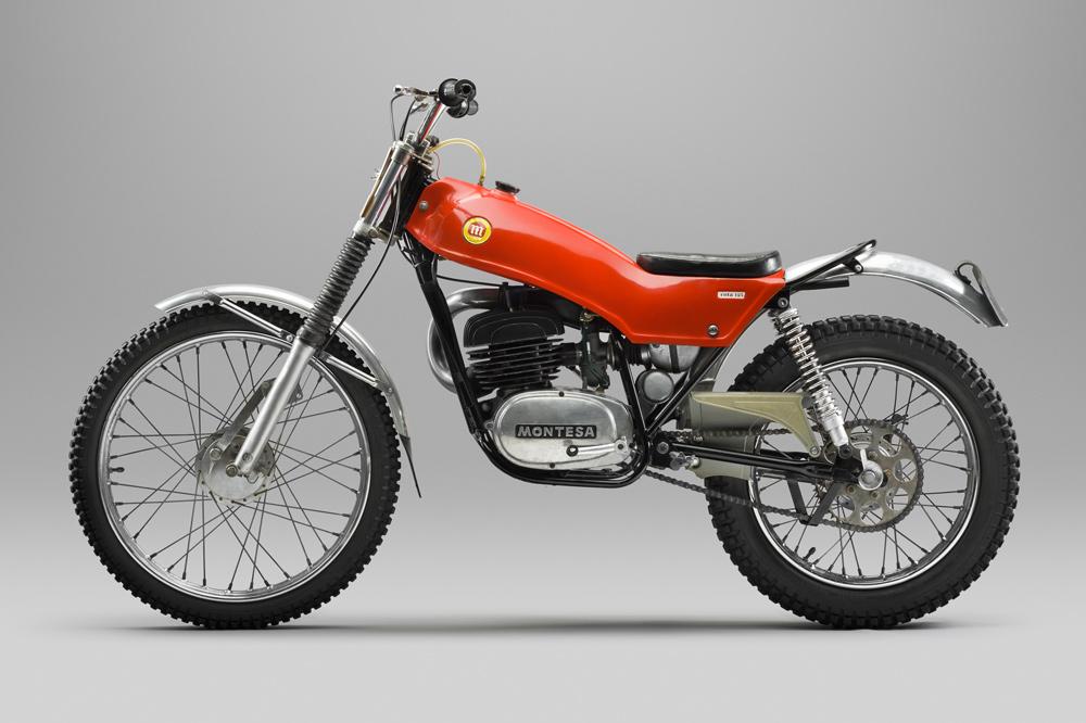 Montesa Cota 123 de 1972
