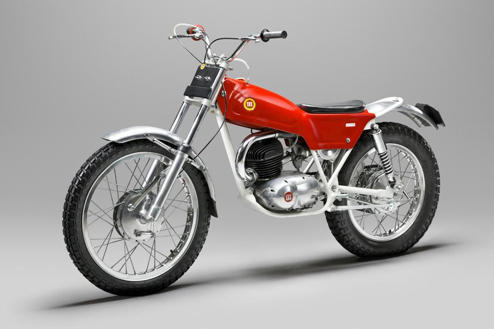 Montesa Cota 247 de 1968