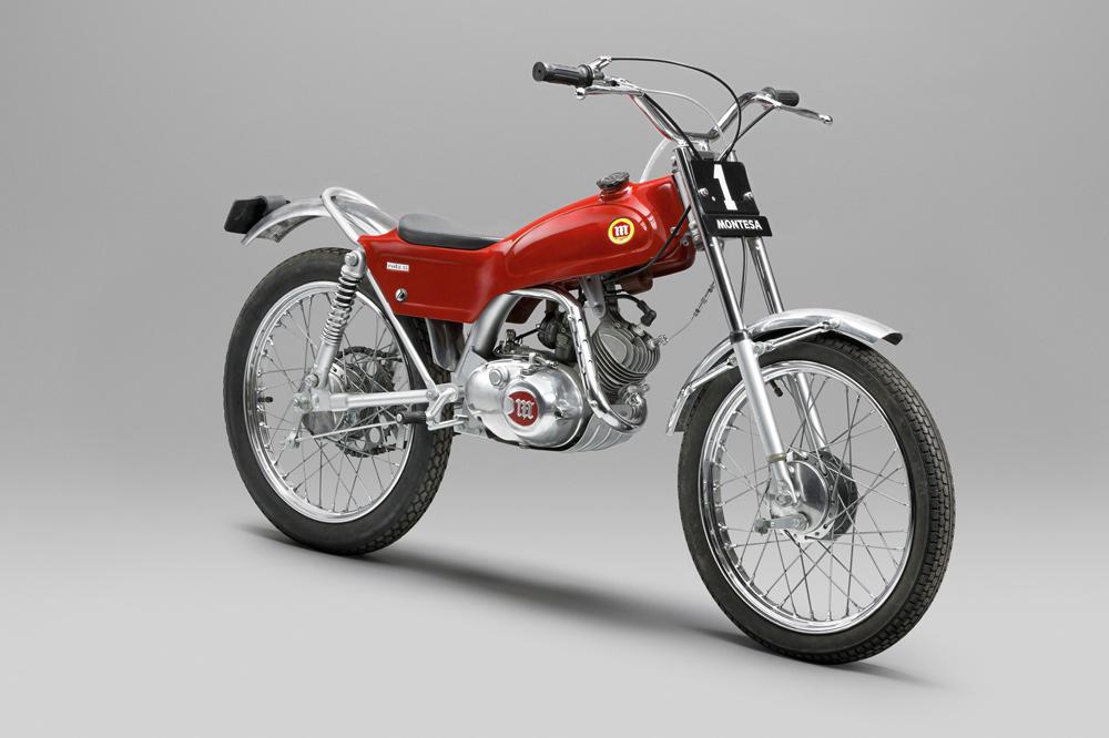 Montesa Cota 25 de 1971