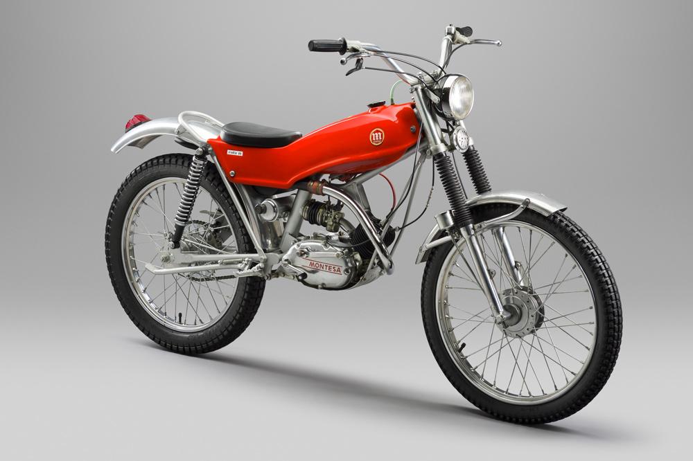 Montesa Cota 49 de 1972