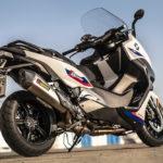 BMW C 650 Motorsport