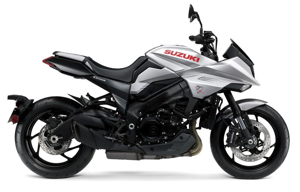 Suzuki Katana 2020: Vuelve una moto legendaria