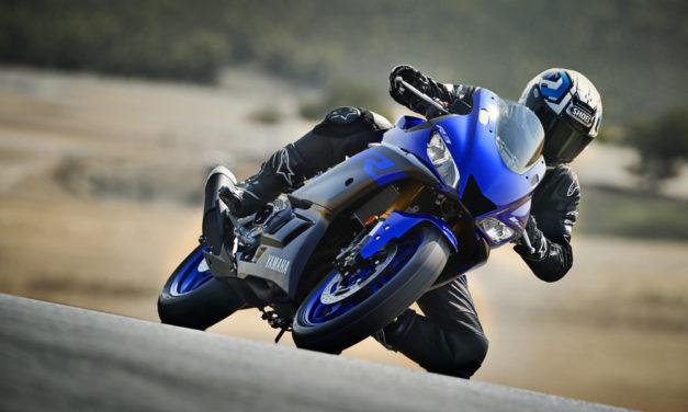 Yamaha YZF R3: Una moto perfecta para el A2