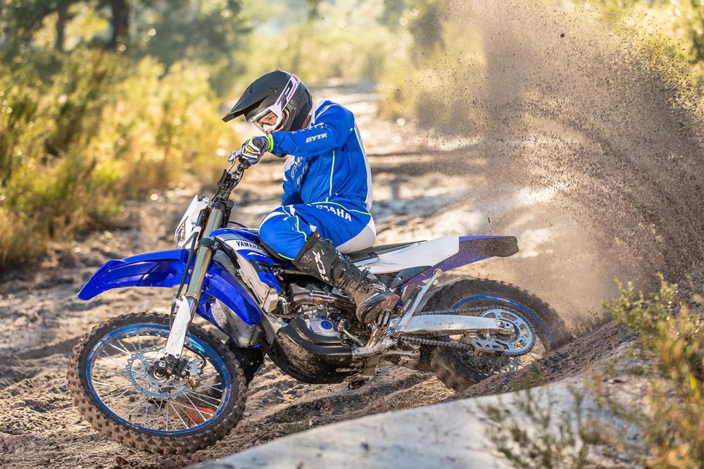 Yamaha WR 450 F 2019