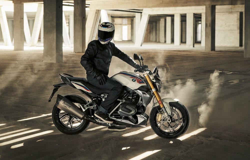 BMW R 1250 R: La naked deportiva con motor boxer