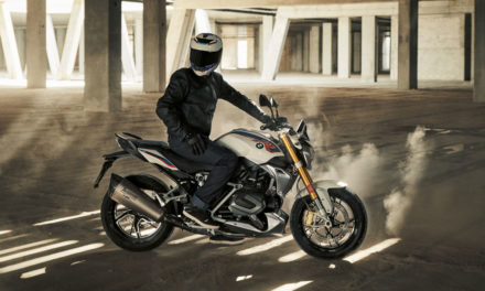 BMW R 1250 R: La naked deportiva con motor boxer