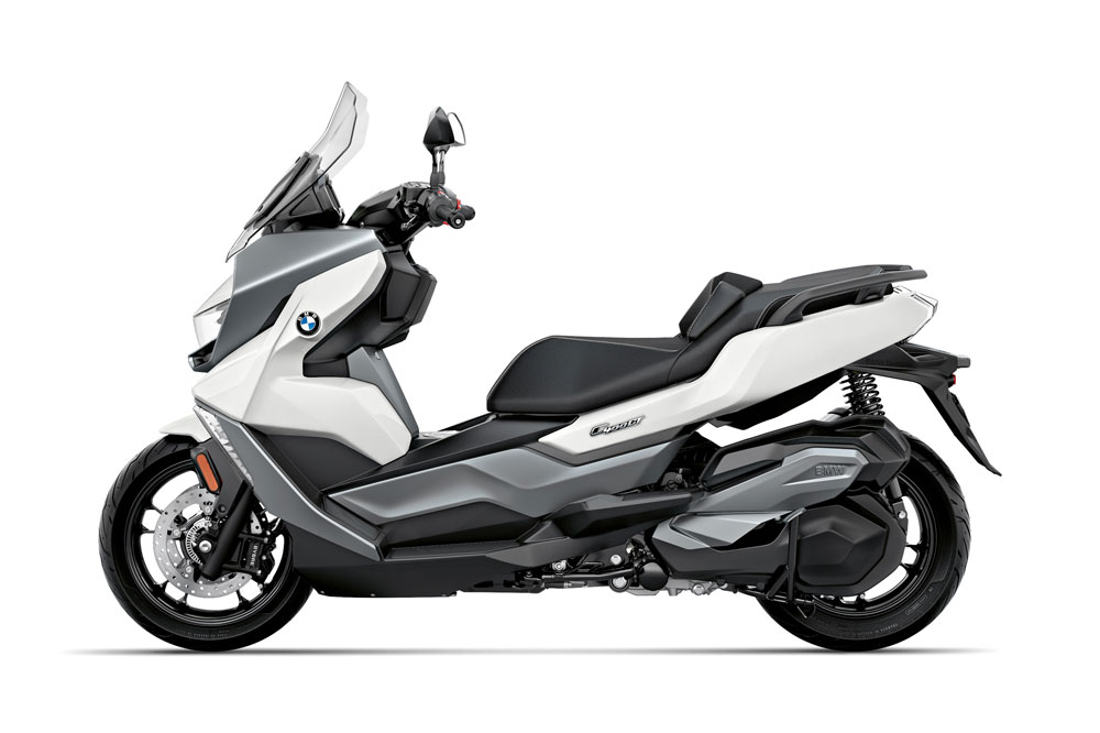BMW C 400 GT Scooter Medio