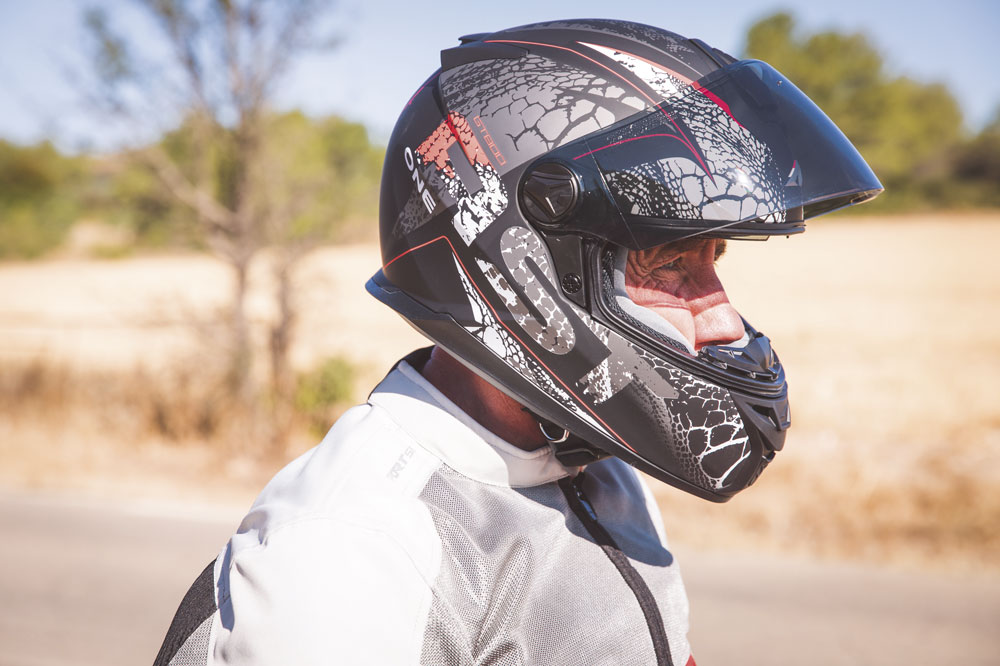 Casco integral GT800Evo de Astone Helmets